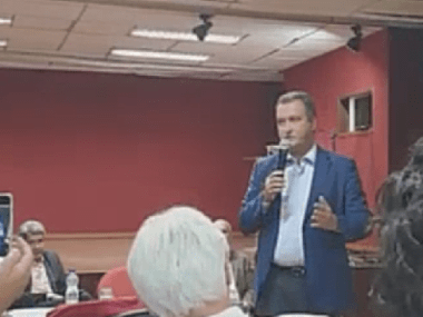 Rui Costa promete reformar 250 escolas em todo Estado