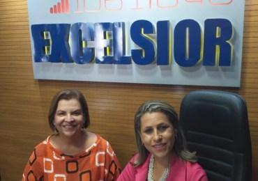 Anna Paola fala sobre a Saúde Integral da Mulher no Excelsior Saúde desta Sexta- Feira (13/03)
