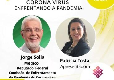 Excelsior Saúde - Entrevista nesta segunda- feira, o deputado Jorge Solla