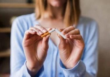 OMS relata progresso na luta contra a epidemia do tabaco
