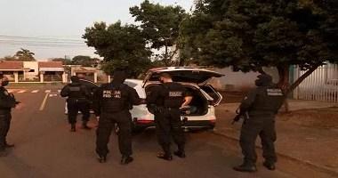 PF: Operação desarticula financeiramente facção criminosa que atua em todo o território nacional