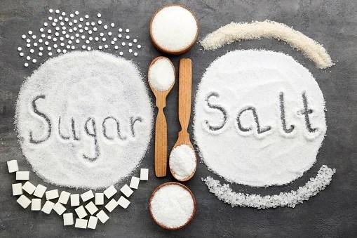 Papo Seguro: Por que e como reduzir o consumo de sal e açúcar?