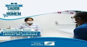 Fundação José Silveira promove em parceria com o Shopping mutirão voltado à saúde do homem