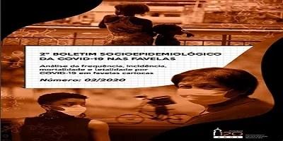 Fiocruz lança 2º Boletim Socioepidemiológico Covid-19 nas Favelas