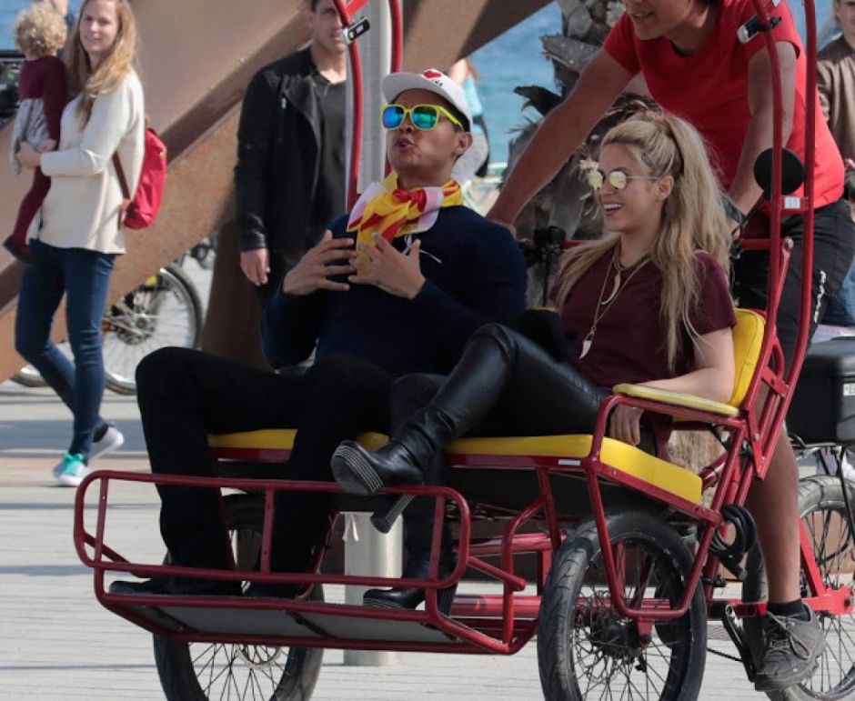 Novo Vídeo Com Shakira E Trevor Noah No Carpool Karaoke The Series