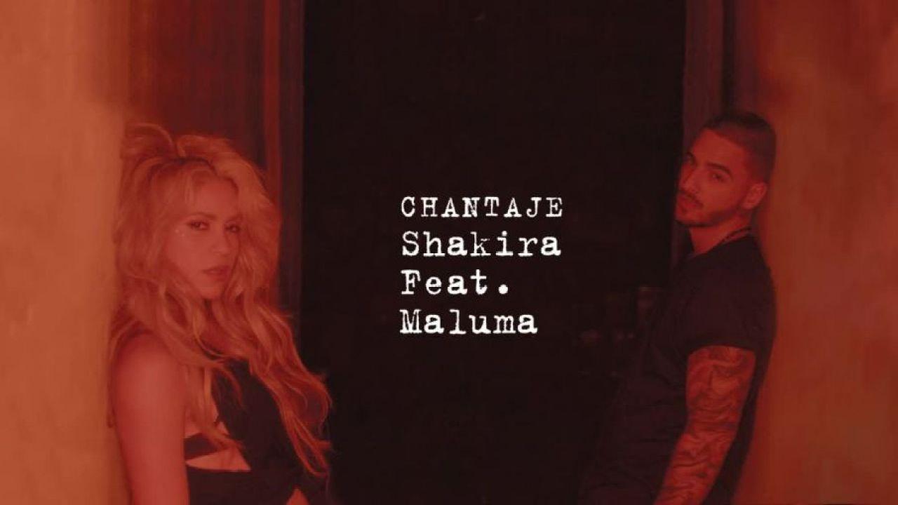 Confira A Letra De Chantaje O Novo Single De Shakira Feat Maluma