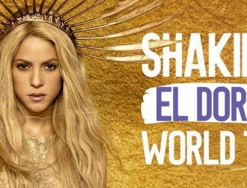 Shakira - El Dorado World Tour 2018