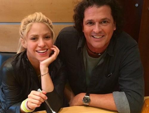 Shakira e Carlos Vives