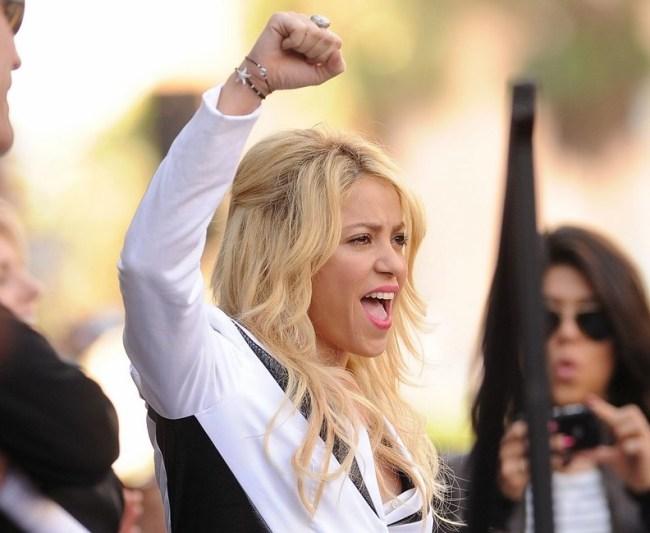 Shakira: Copa de Hits da Rainha de todas as copas