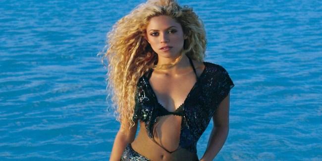 Suerte de Shakira ultrapassa 100 milhões de visualizações no Youtube