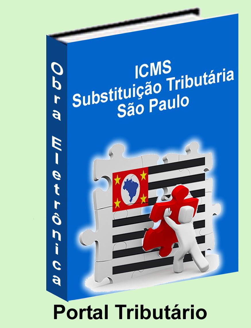Manual Prático e Teórico da ST Aplicável no Estado de São Paulo. Contém Exemplos de Cálculos e Normas Aplicáveis ue facilitam a absorção do entendimento. Indicado para quem vende em S.Paulo