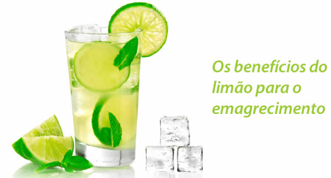 suco de limão com gelo