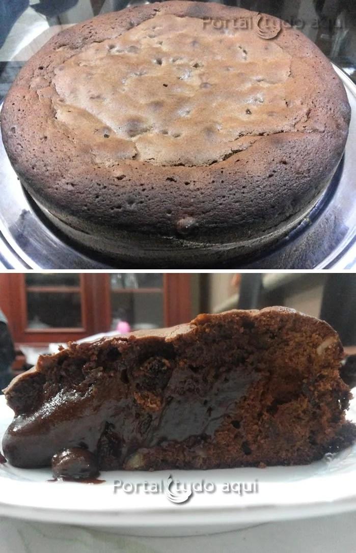 receita-de-brownie-de-chocolate-com-nozes-passas-e-rum-pronto