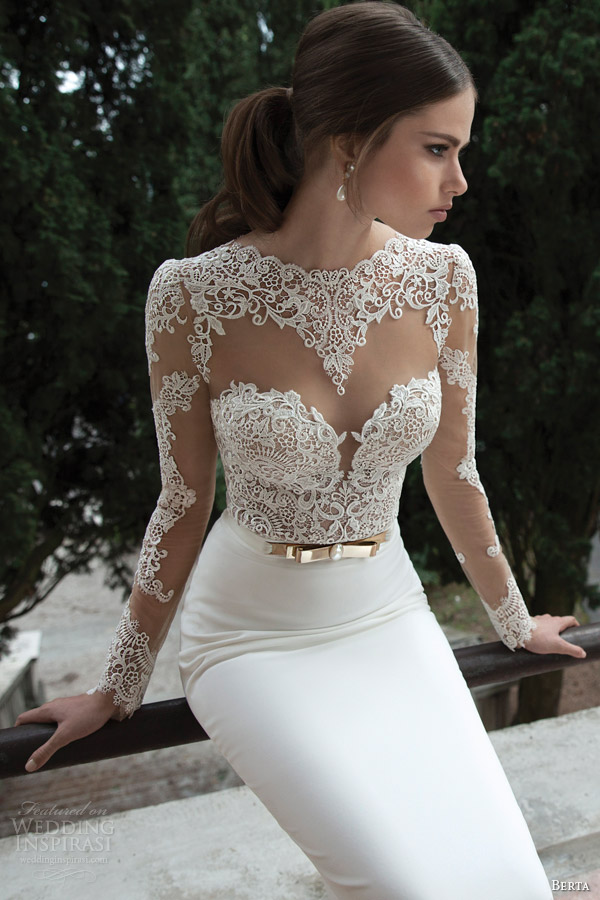 berta-wedding-gowns-2014-dress-illusion-lace-top