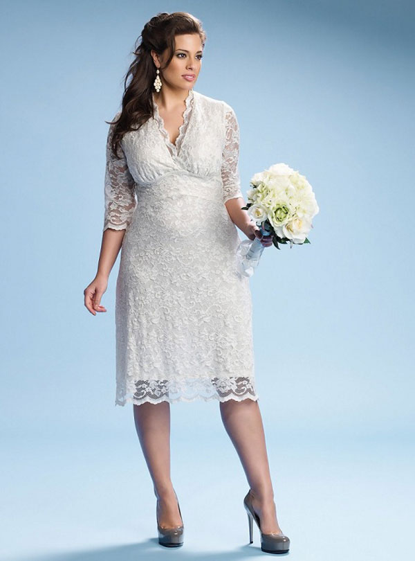 Wedding-Dresses-for-Short-Women-Plus-Size