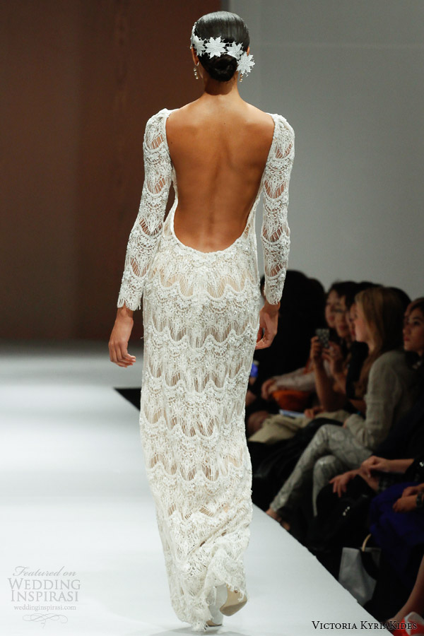 victoria-kyriakides-fall-2014-long-sleeve-wedding-dress-o-academy-open-back