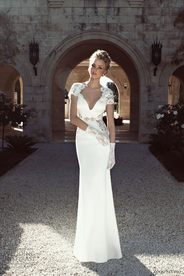 zoog-bridal-2013-short-sleeve-wedding-dress
