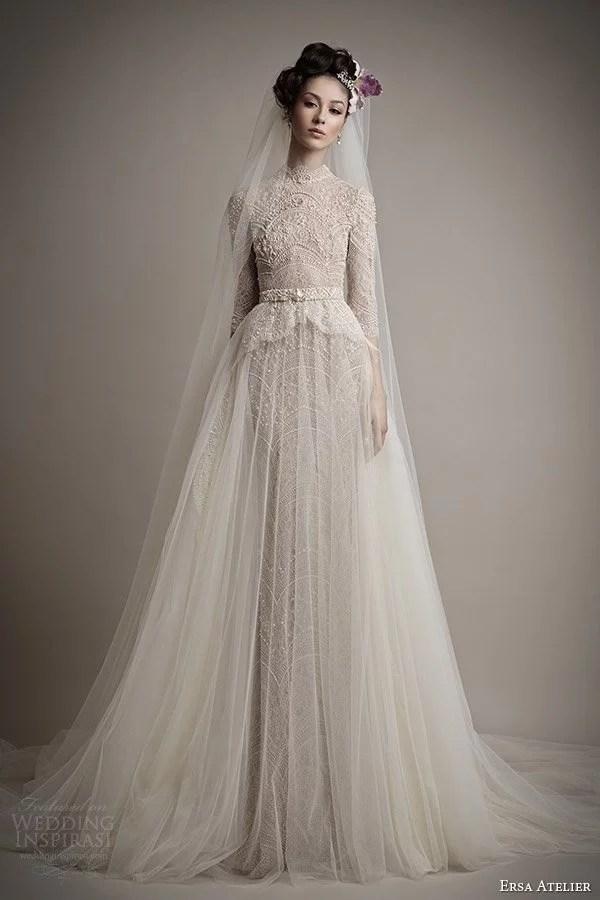 ersa-atelier-2015-2016-eirene-wedding-dress-high-neck-tulle-overskirt