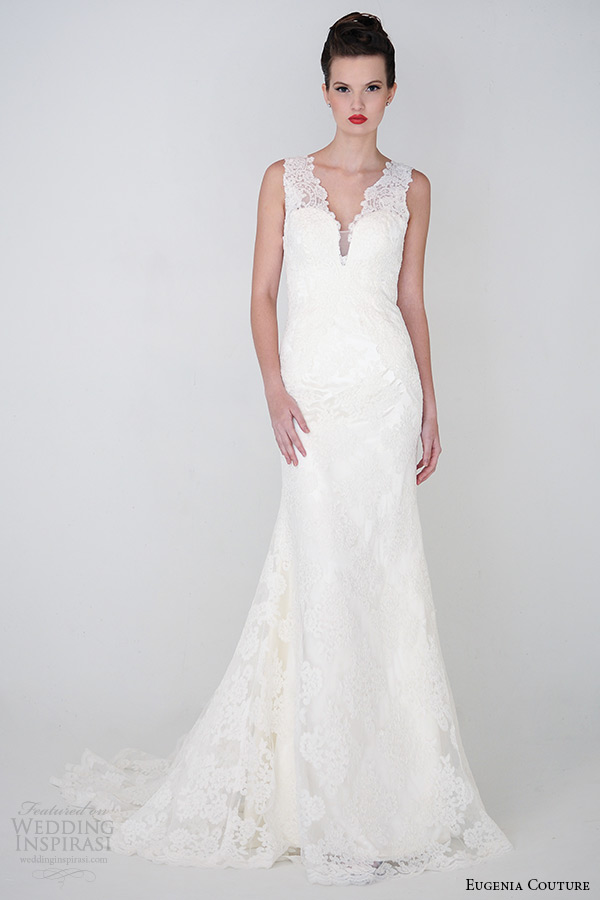 eugenia-couture-bridal-spring-2015-collection-lace-strap-v-neck-sheath-wedding-dress-cora-3925