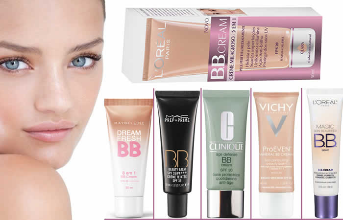 aplicando-bb-cream-antes-de-fazer-a-maquiagem