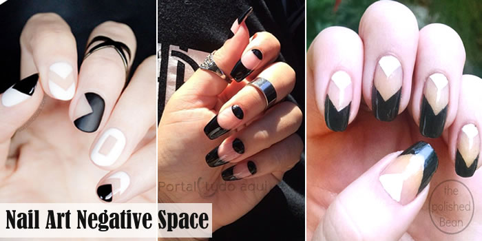 negative space-as unhas decoradas de giovanna antonelli novela a regra do jogo-preto-branco
