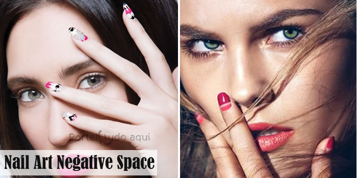 negative space- com cores- as unhas decoradas de giovanna antonelli novela a regra do jogo