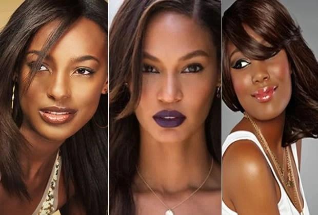Como escolher a cor ideal de cabelo de acordo com o seu tom de pele-pele-negra