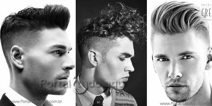 corte de cabelo undercut para todos os tipos de cabelo