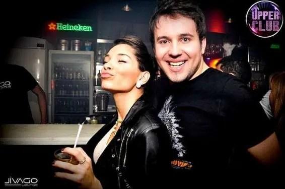 De Floripa...Cristina e Guilherme Moraes.