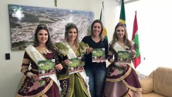 visita corte-prefeitura Lauro Muller (1)