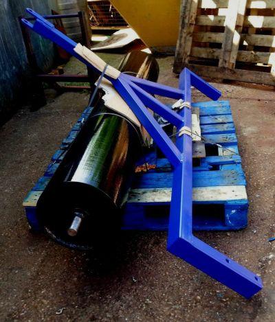 Farm Field Paddock Roller Tractor Towing roller