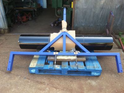 6 Ft Farm Field Paddock Roller Tractor Towing Roller