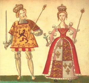 James I, Joan Beaufort, Marriage, Love, Scotland, King,
