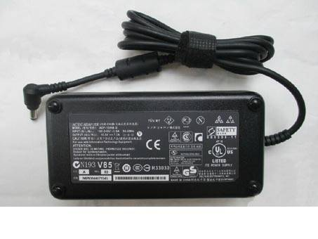 Replace for ASUS G73Jw G73Jh G51J 3D G51Jx 19v-19.5v 6.3a-7.1a-7.7a   Adapter/Charger+Cord