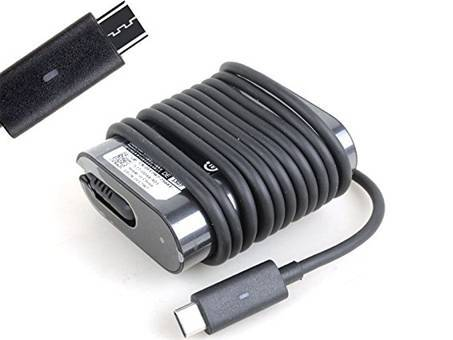 USB-C 30W AC Adaptador Cargador para DELL XPS 12 9250 HA30NM150 DA30NM150