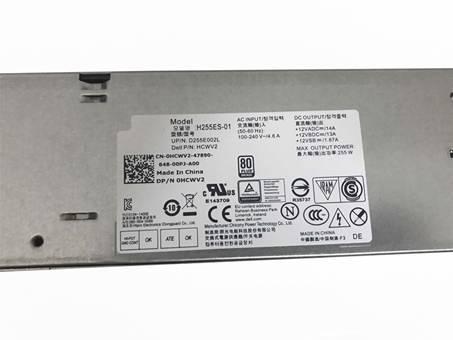 HCWV2 H255ES-01 255W Power Supply For Dell Optiplex 3020 7020 9020 SFF