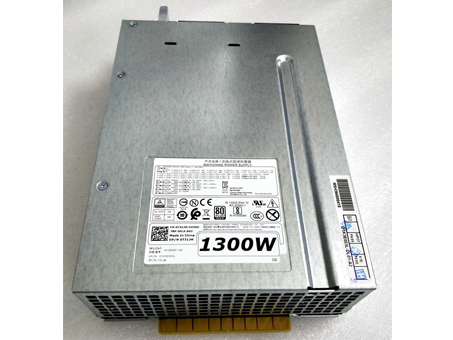 1300W H1300EF-02 T31JM V5K16 Power Supply For Dell Precision T7910 Workstation