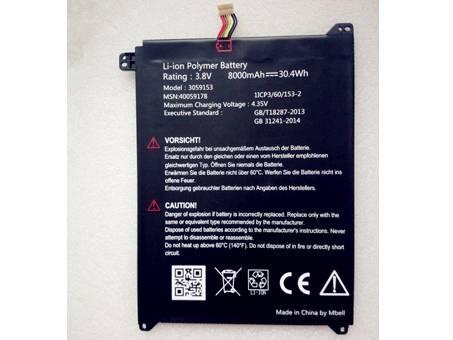Batería para LENOVO 3059153
