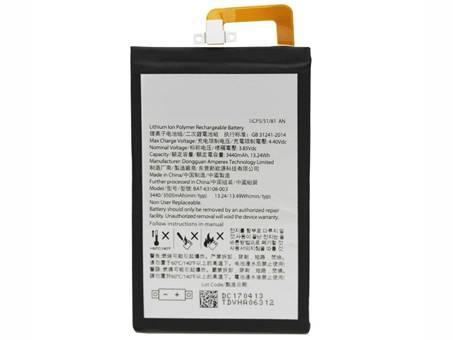 Batería para BLACKBERRY BAT-63108-003