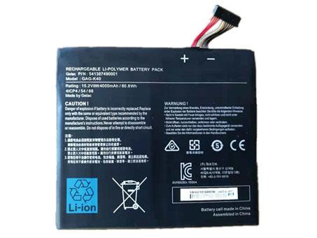 Batería para GETAC GAG-K40