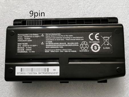 Batería para GETAC GE5SN-00-01-3S2P-1