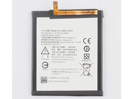 Batería para NOKIA HE316