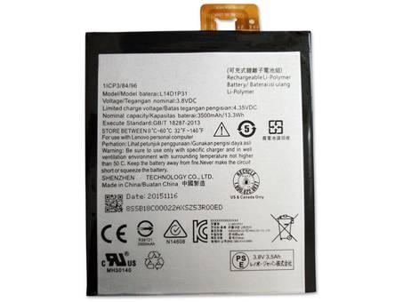 Batería para LENOVO L14D1P31
