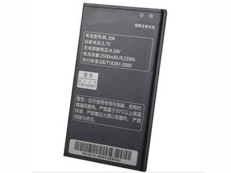 Batería para LENOVO BL206