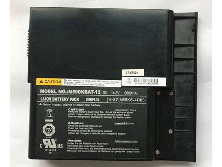 Batería para CLEVO M590KBAT-12