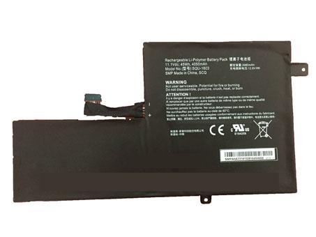Batería para HASEE SQU-1603
