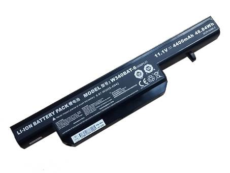 Batería para CLEVO W340BAT-6