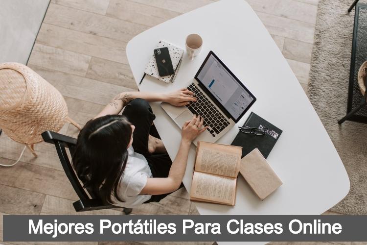 portatiles para universitarios, portatiles para estudiantes, portatiles para teletrabajo, portatiles para clases online