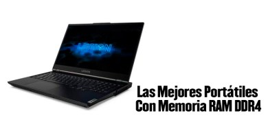 Portátiles Con Memoria RAM DDR4