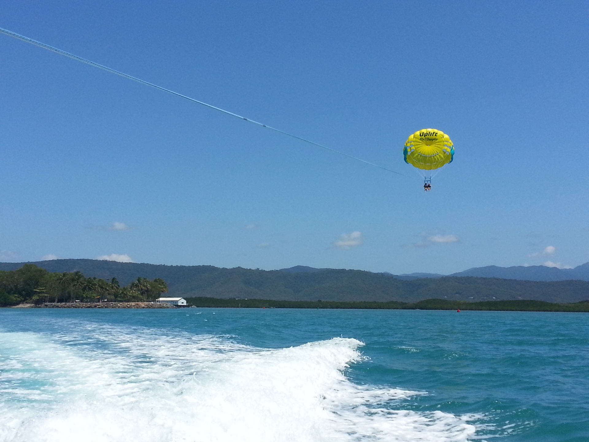 Uplift Watersports Port Douglas Tourism Town Find